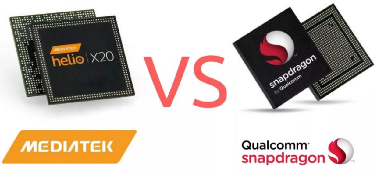 mediatek vs snapdragon